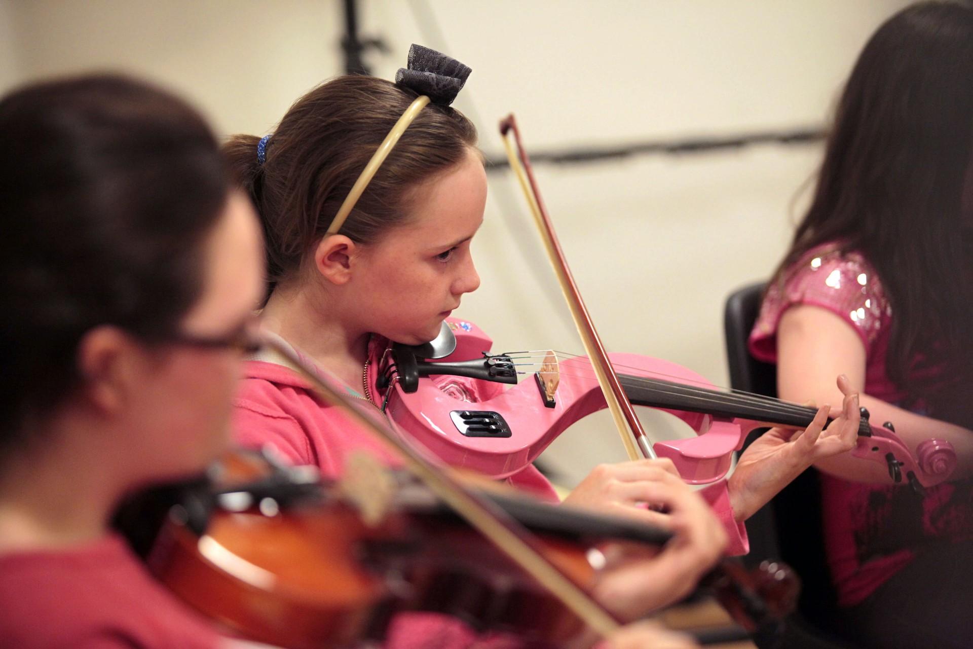 Music Classes: Online Fiddle Lessons