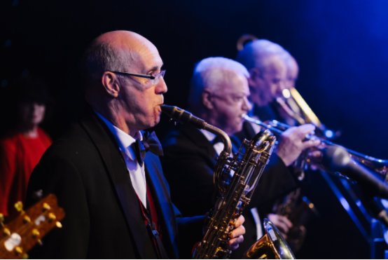 Fun Fridays | Jon  Ritchie & That Swing Sensation Band