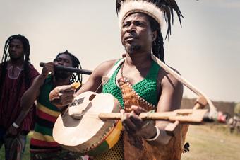 King Ayisoba (full band) + ZEA
