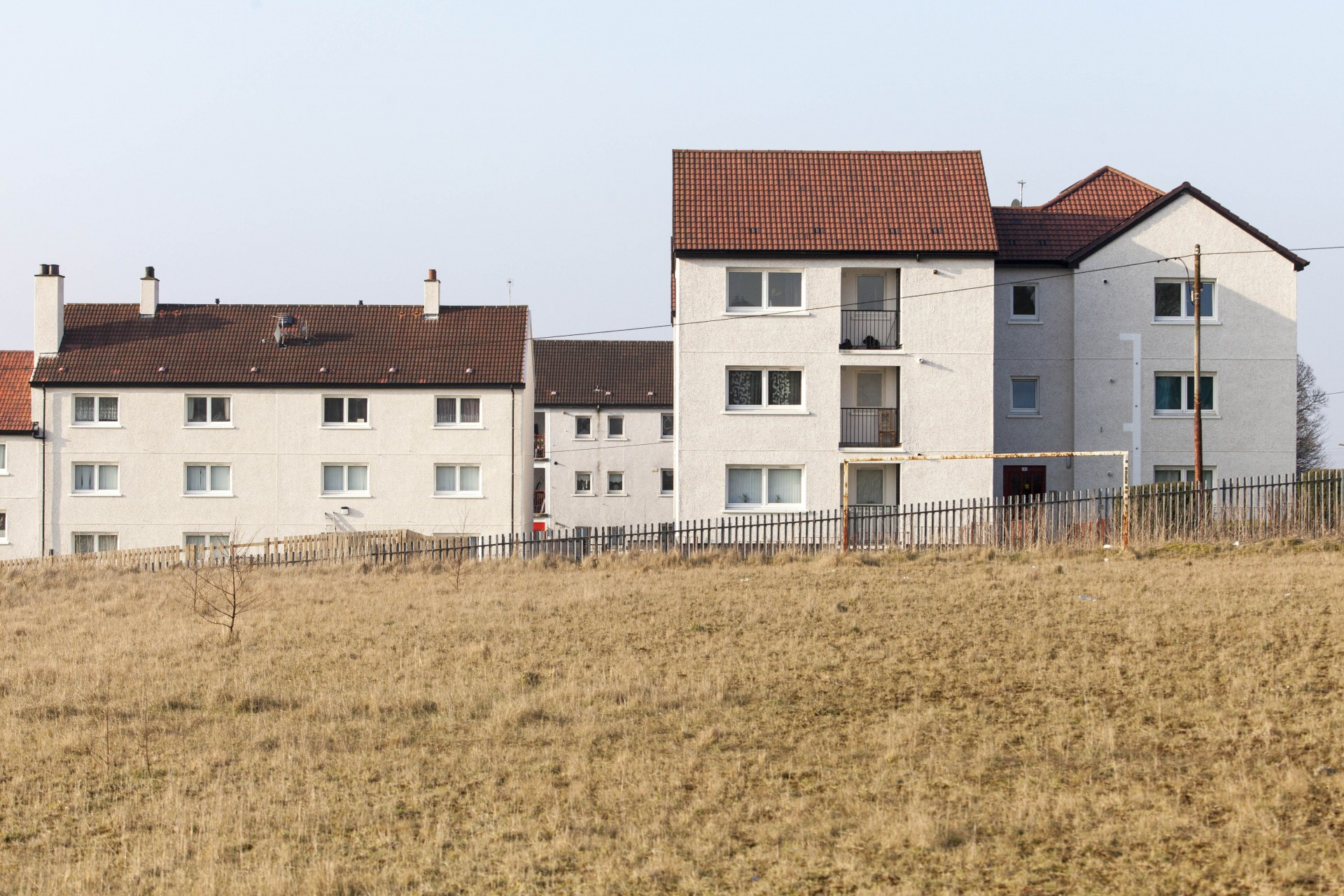 Colin James Tennant: Easterhouse on Film