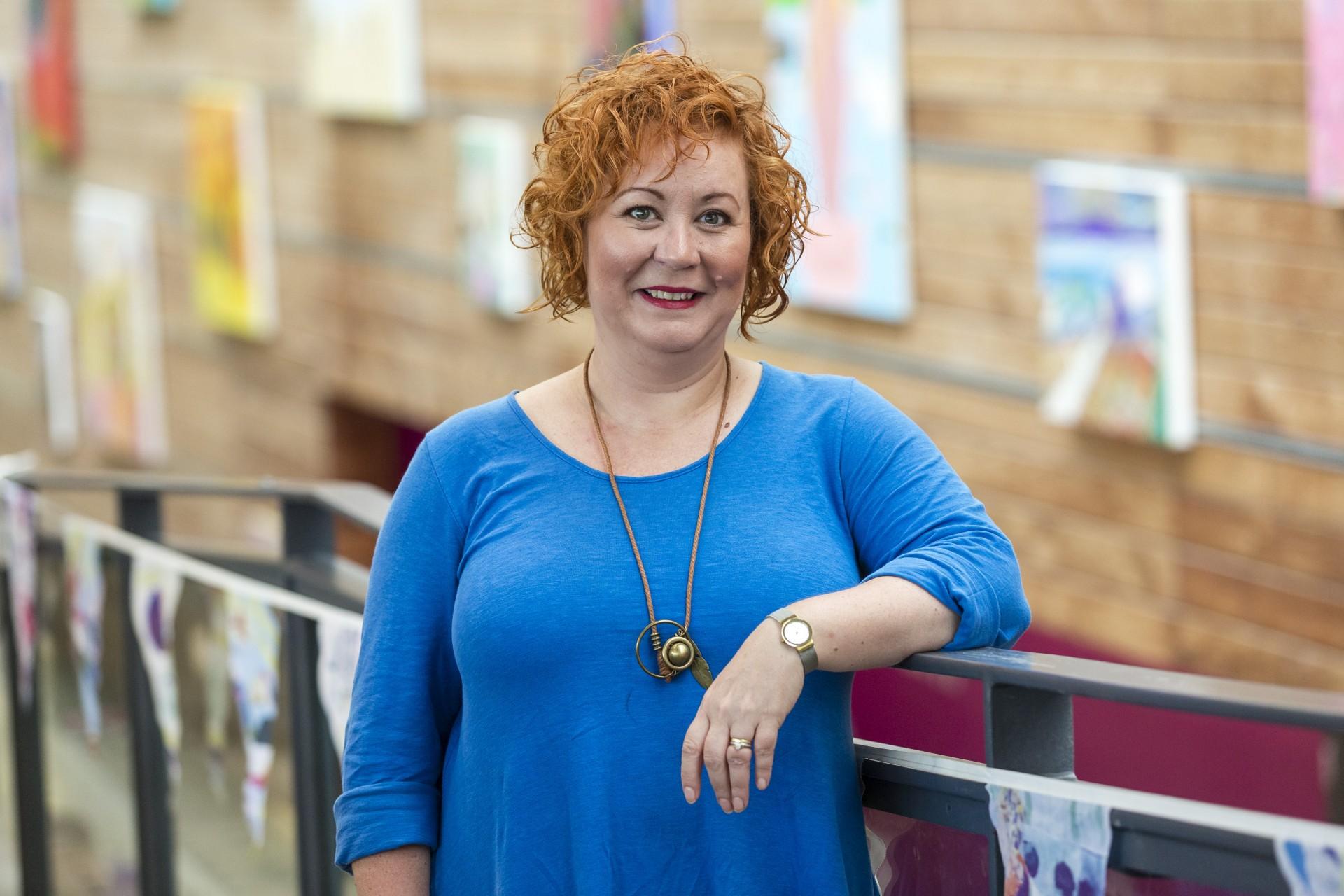 Rachel (Image: Iain McLean)