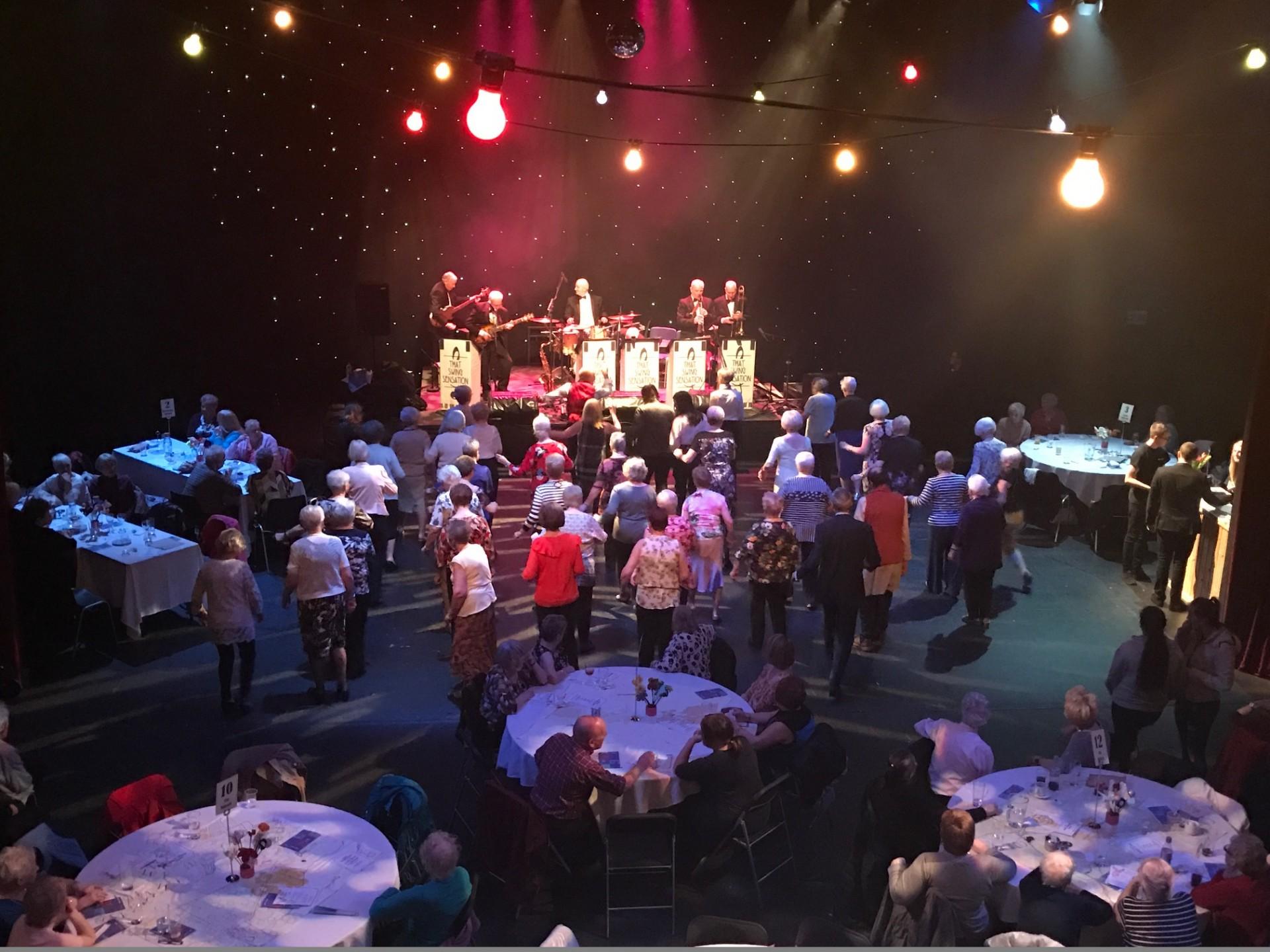 Spring 2020 Big Band Tea Dance **RESCHEDULED**