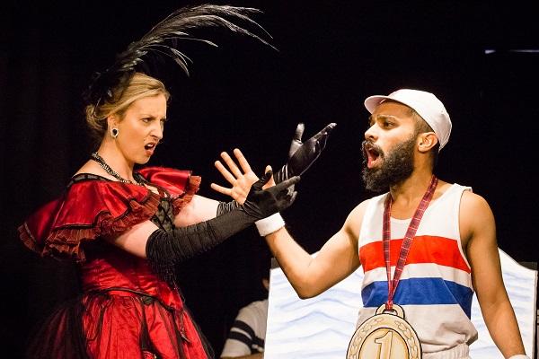 The Pop-Up Opera Roadshow