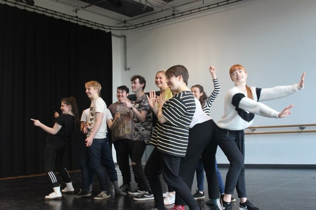 Inside the Platform Young Company: Looking for a show…