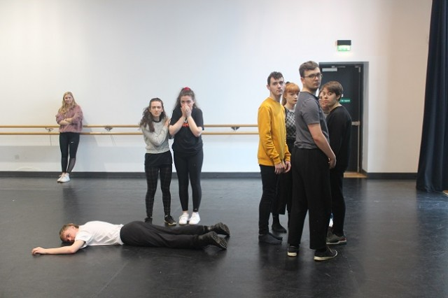 Inside the Platform Young Company: Stylised Stories