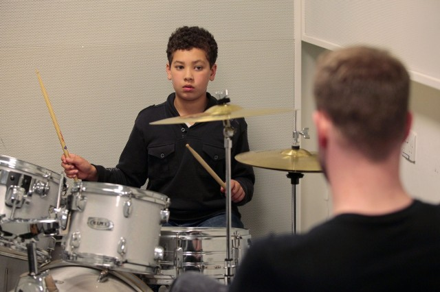 Music Classes: Online Drums Lessons