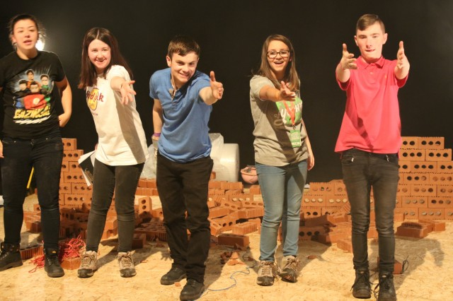 Drama Workshops for 12 - 16 yrs - Online