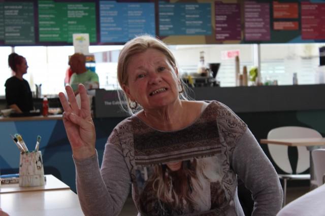 Marlene at CC 17