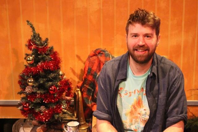 Interview: Lewis Hetherington - writer of Mother Goose Fae Easterhoose