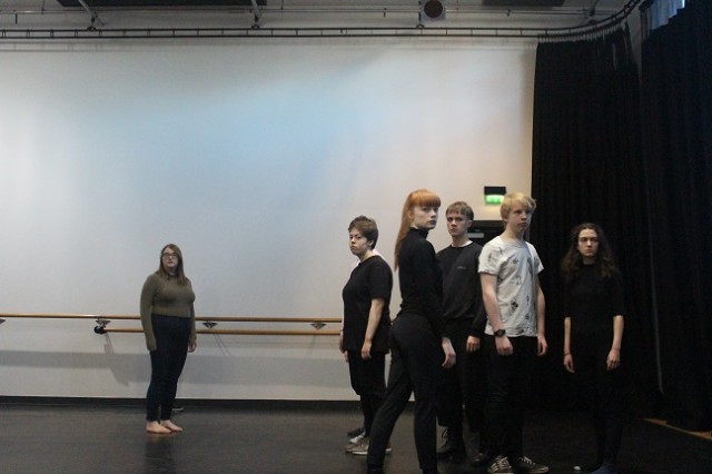 Inside the Platform Young Company: Dance of the Lonely Giants