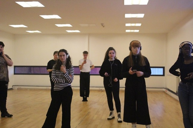 Inside the Platform Young Company: Choreography Copying