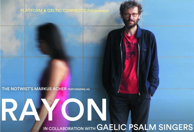 Rayon with Gaelic Psalm Singers