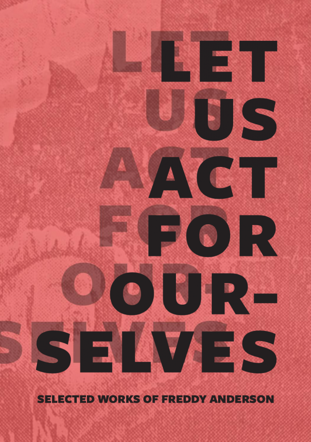 LET US ACT FOR OURSELVES BOOK OFFER