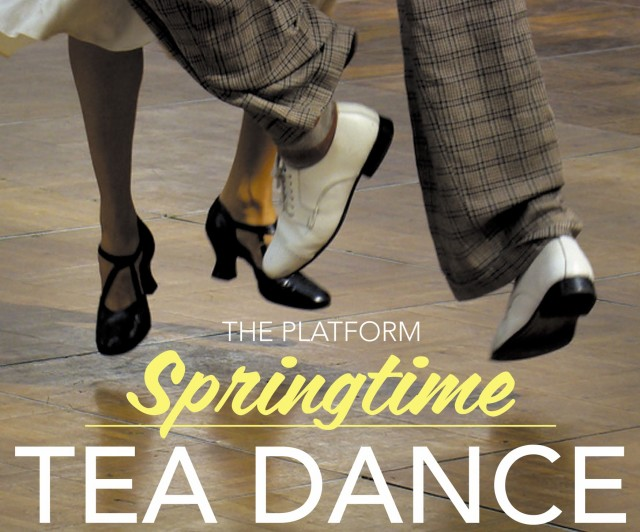 Springtime Tea Dance