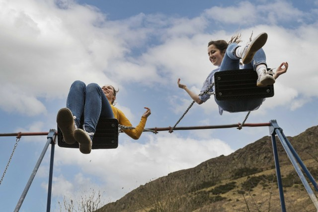 Fun Fridays | The Swings