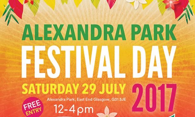 Alexandra Park Festival Day 2017