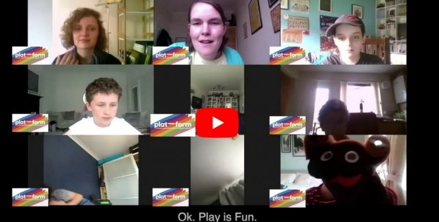Creation Station: Episode 3 - 'Play is…'