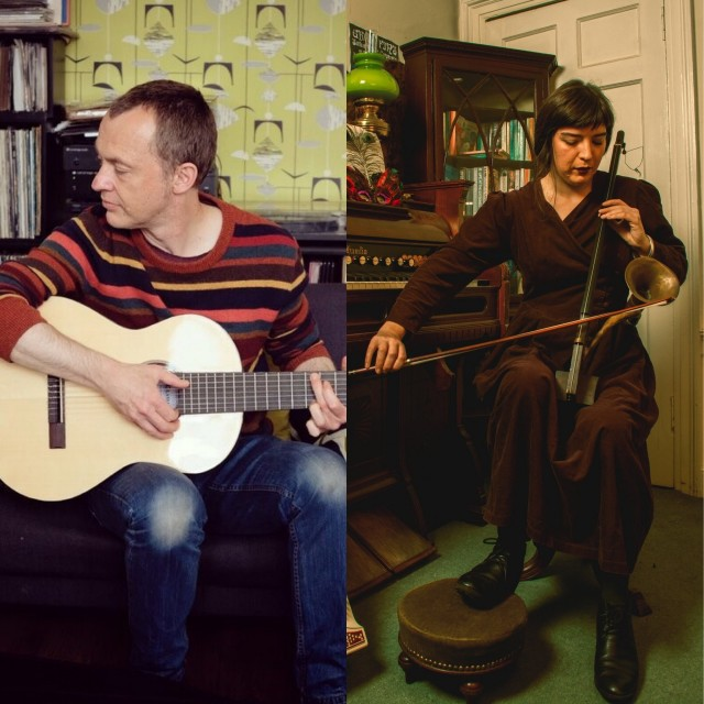 Easterhouse Conversations by Bell Lungs & Richard Youngs: Outskirts 2020 **POSTPONED UNTIL FURTHER NOTICE**