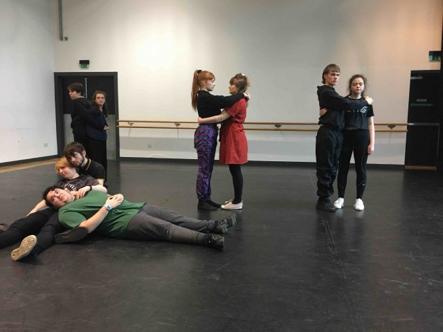 Inside the Platform Young Company: Improvising